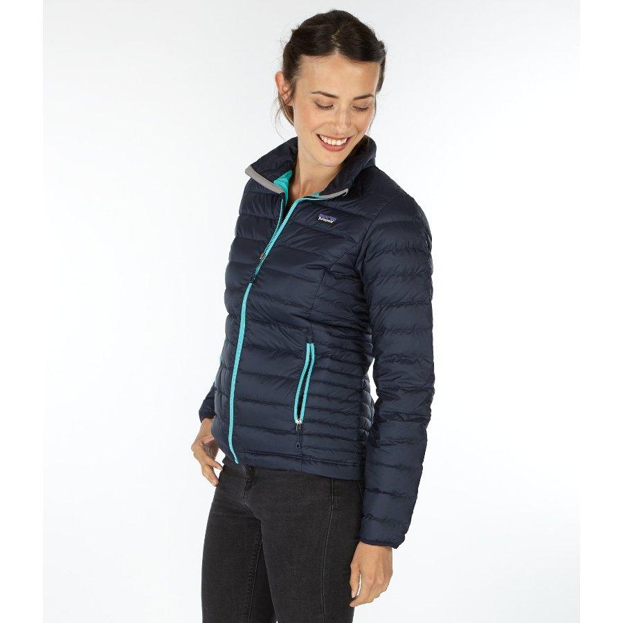 Womens patagonia down sweater jacket